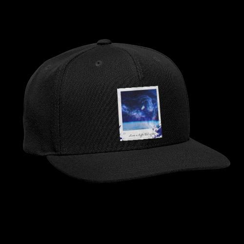 Polaroid Spaceman - Snap-back Baseball Cap