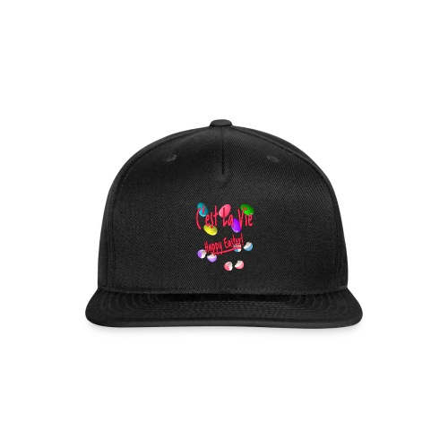 C'est La Vie, Easter Broken Eggs, Cest la vie - Snap-back Baseball Cap