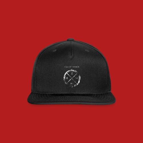 Logo shirt COX for PRINT - Snap-back Baseball Cap