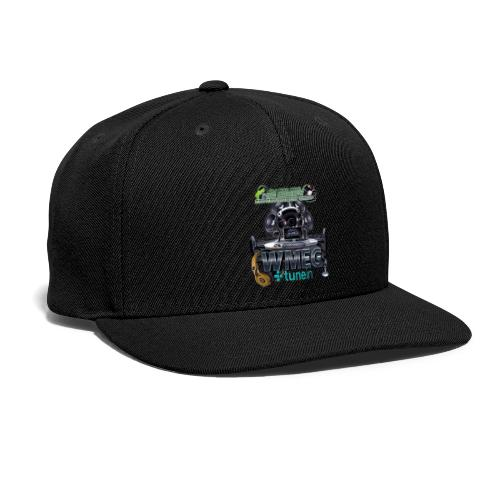 WMEG internet Radio logo - Snapback Baseball Cap
