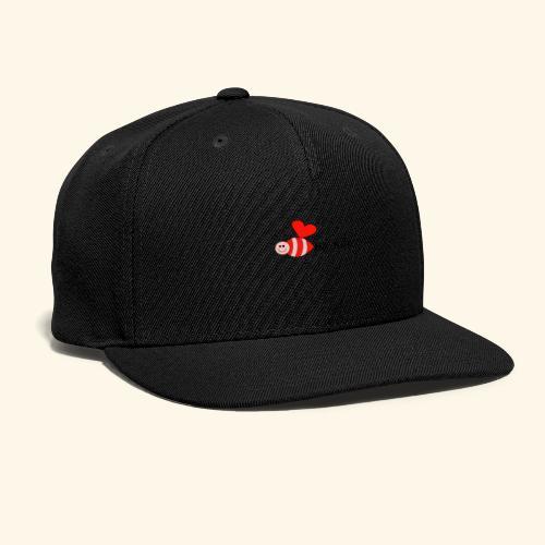 Valentines Day Bee My Wife Design - Snapback Baseball Cap