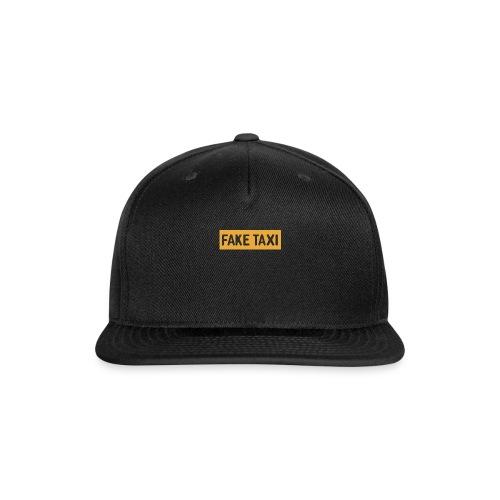 Fake Taxi - Snap-back Baseball Cap