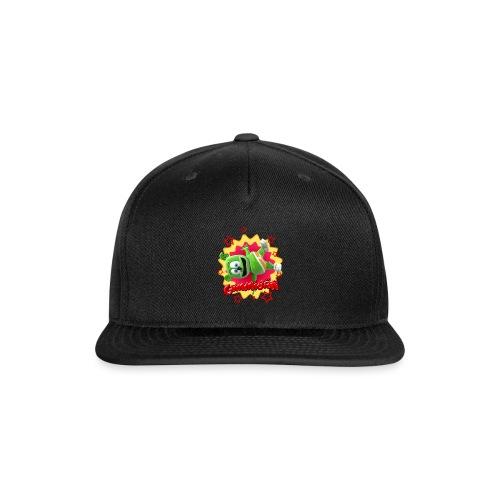 Gummibär Starburst - Snapback Baseball Cap