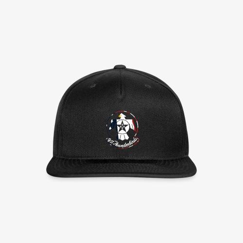 YS Thunderbirds Logo - Snap-back Baseball Cap