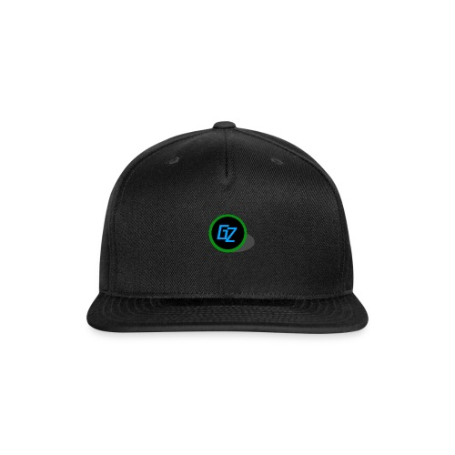 GZ Logo - Snap-back Baseball Cap