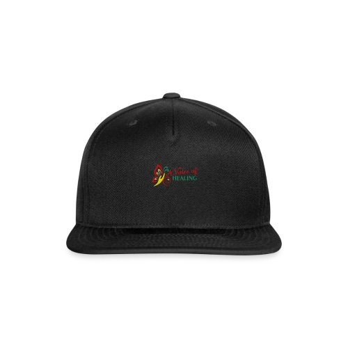 Butterfly Logo - Snap-back Baseball Cap