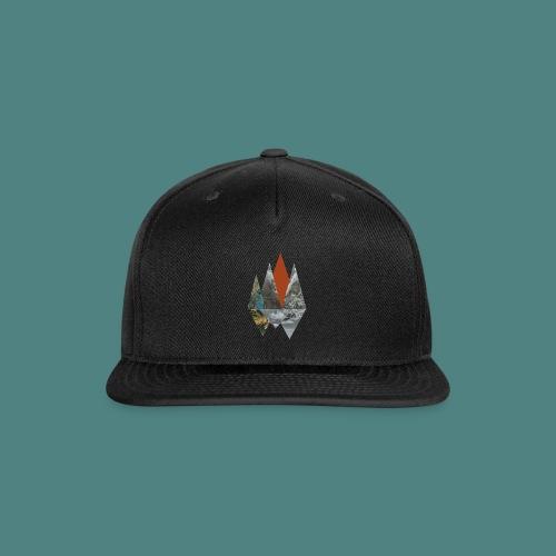 Peaks - Snap-back Baseball Cap