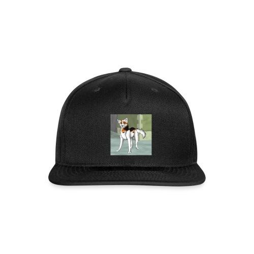 The BuddyTheDoggo Offcial Logo - Snap-back Baseball Cap