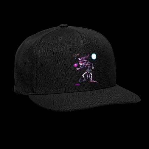 The Black Weirdo - Snapback Baseball Cap
