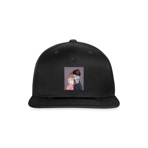 Blaque Luv - Snap-back Baseball Cap