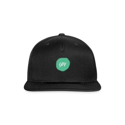 Jeremy Fonseca Vlogs Clothing - Snap-back Baseball Cap