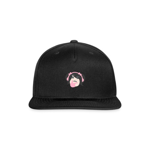 Hit or miss, huh? - Snap-back Baseball Cap