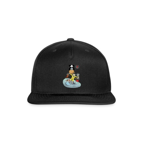 Space Is Great! - Snap-back Baseball Cap