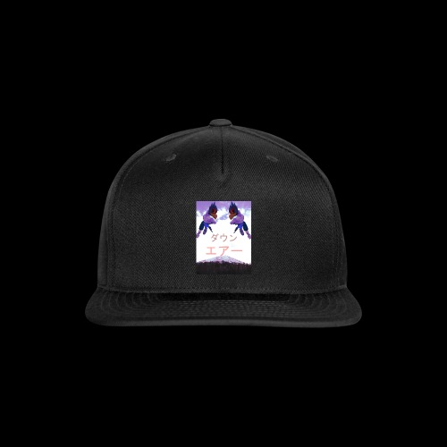 FALCO VAPORWAVE - Snap-back Baseball Cap