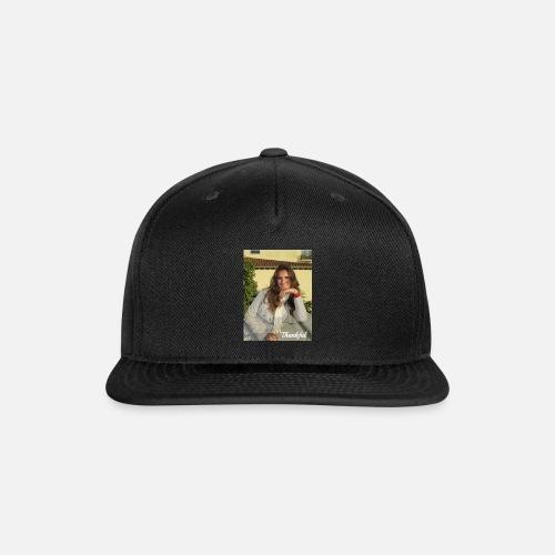 Thankful Merchandise - Snap-back Baseball Cap
