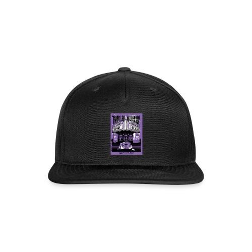 Thriller 2018 Lexington Halloween Parade - Snapback Baseball Cap