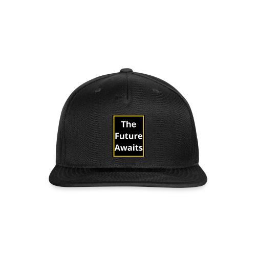 Ouwais Vlogs Merchandise (Gold Edition) - Snapback Baseball Cap