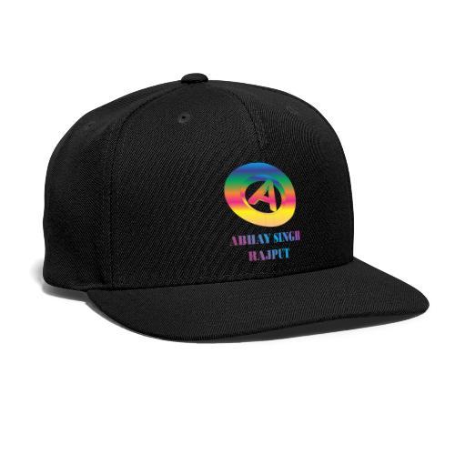abhay - Snap-back Baseball Cap