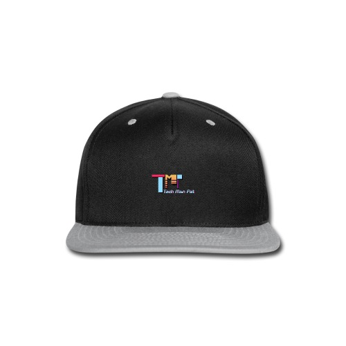 TechManPat Small - Snap-back Baseball Cap