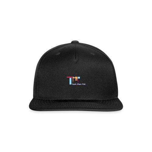 TechManPat Small - Snap-back Baseball Cap