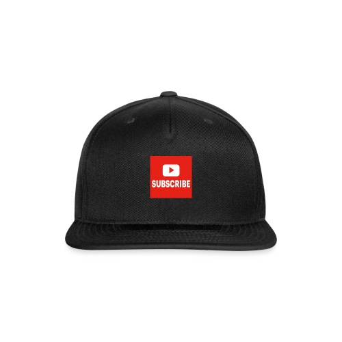 Mrlachlan02 merch - Snap-back Baseball Cap