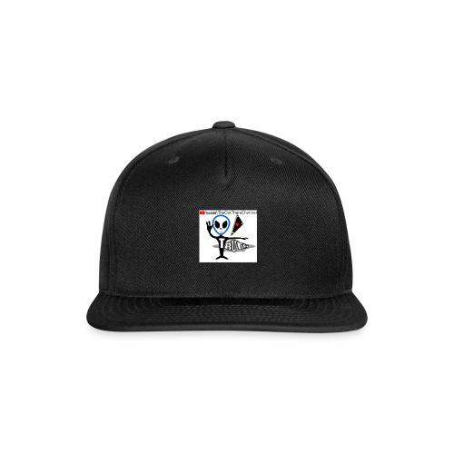 Tshirt NewOTLogo Final 2018 11 05 - Snap-back Baseball Cap