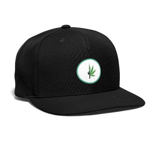 iCannGreen Logo - Snapback Baseball Cap