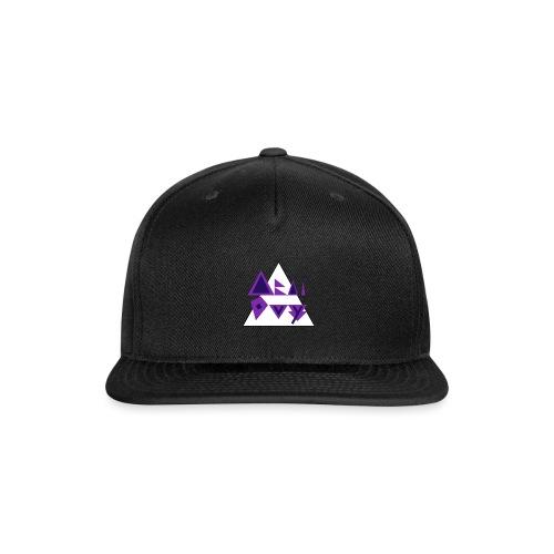 Akai Guy Logo - Snap-back Baseball Cap