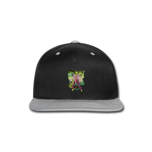 Zombies! - Snap-back Baseball Cap