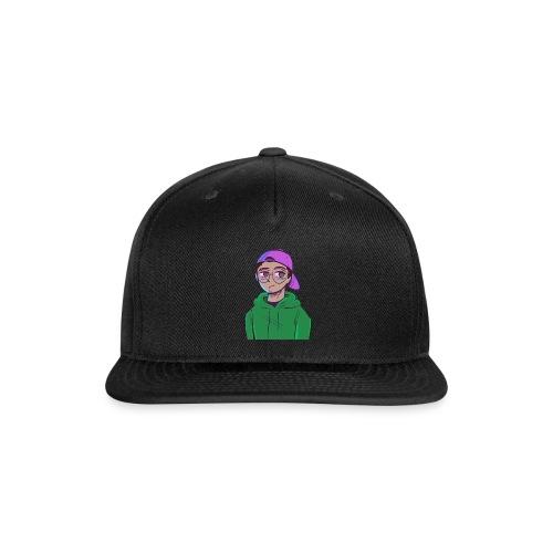 me - Snap-back Baseball Cap