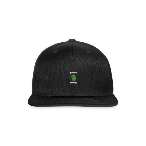 Grenade Clothing - Snap-back Baseball Cap