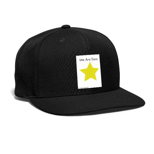 Hi I'm Ronald Seegers Collection-We Are Stars - Snap-back Baseball Cap