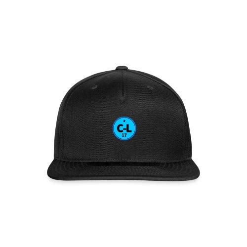 CL STAR BLUE - Snap-back Baseball Cap