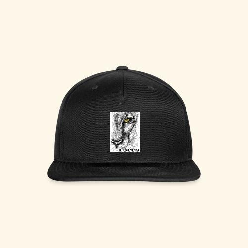 I Focus Apparel - Snap-back Baseball Cap