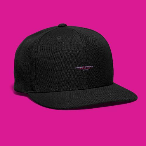 TRANSFORMATIONAL PRAYERS NETWORK DESIGN - Snap-back Baseball Cap