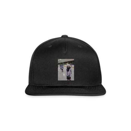 A91A714D 5E92 4EED AF09 3ADFCC6B9683 - Snap-back Baseball Cap