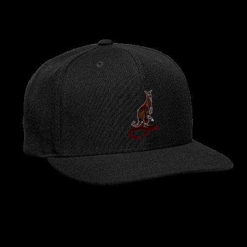 Horror Kangaroo - Snap-back Baseball Cap
