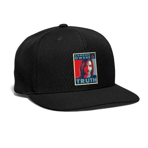 Candace Owens for President - Snap-back Baseball Cap