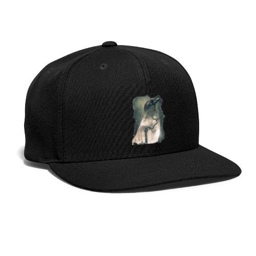 raven - Snapback Baseball Cap