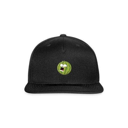 watermelon 10 - Snap-back Baseball Cap
