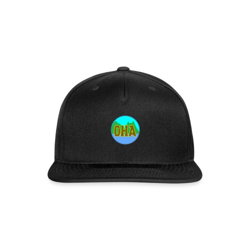 OHA - Snap-back Baseball Cap