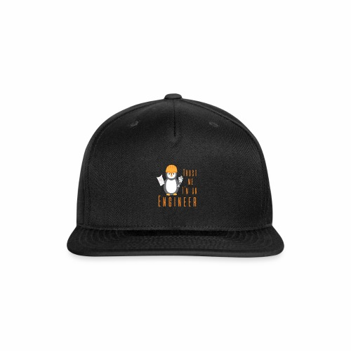 Engineer Pigo - Snap-back Baseball Cap
