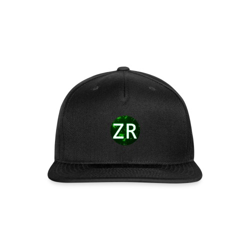 Zion raider - Snap-back Baseball Cap