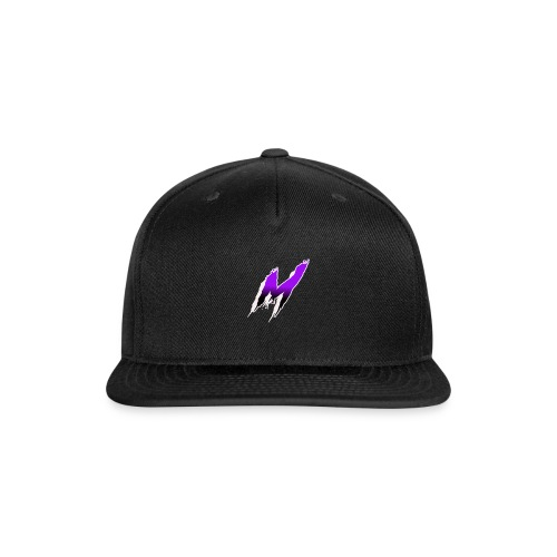 M LOGO - Snap-back Baseball Cap