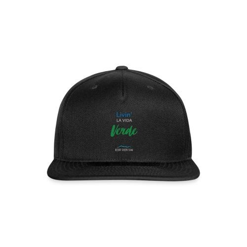 Livin' la vida verde - Snap-back Baseball Cap