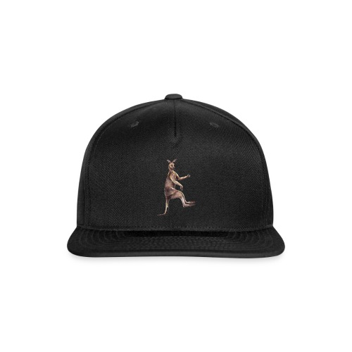 Kangaroo - Snap-back Baseball Cap