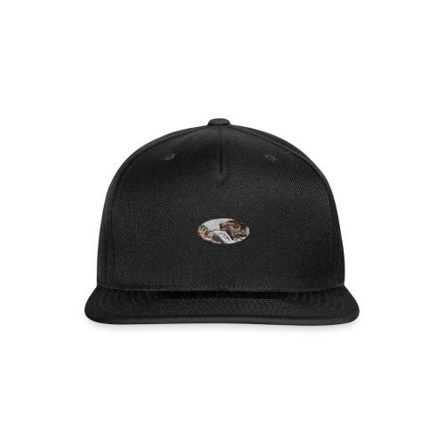 Sistine Simba - Snap-back Baseball Cap