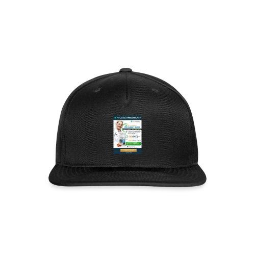 4b128133049378e3417d0a7c1dc95d63 - Snap-back Baseball Cap