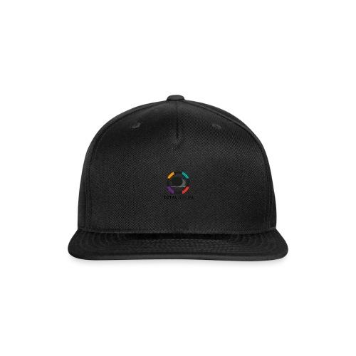 Logo_Total_Social_PNG_03 - Snap-back Baseball Cap
