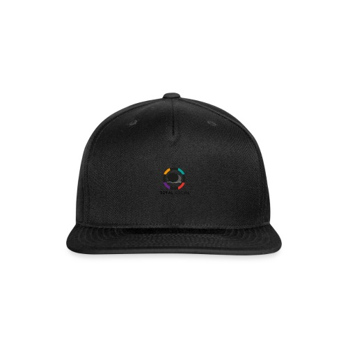 Logo_Total_Social_PNG_03 - Snap-back Baseball Cap